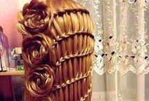 Hair Styles / by Maria Caamano-Rivera