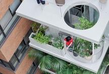 #Trend: Urban Gardens/ Vertical