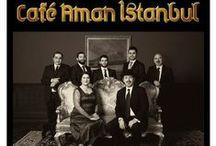 Cafe Aman Istanbul & HOROKOS
