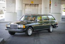Mercedes-Benz Wagons / Mercedes-Benz wagons, just never get old.