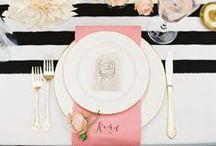 Weddings: pink is the new black