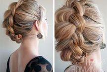hairstyles / by Monika Joanna