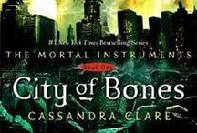 If You Liked...City of Bones / Are you aimlessly wandering the streets of New York looking for Clary and Jace in your dreams? Pick up one of these book for a change of scenery!