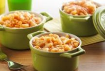 Recettes préférées des enfants / Améliorez la valeur nutritive des recettes préférées des enfants sans diminuer leur plaisir!