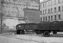 Leipzig Geschichte in Schwarz Weiß