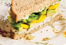 Sandwich sans charcuterie! / En plus de la présence de nitrites, la valeur nutritive des charcuteries justifie qu'on en offre seulement à l'occasion aux enfants.