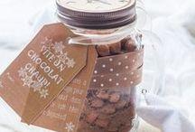 Cadeaux gourmands / Des recettes qui s'offrent bien en cadeau