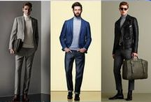 Men's Fashion Ispiration / All you want to know about men's fashion from head to toe.