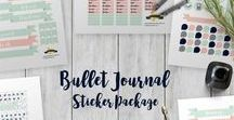 Productivity / mmmmh, bullet journals ♥