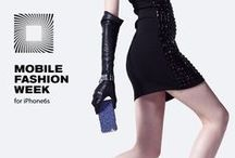 Mobile Fashion Week / The World's First MOBILE FASHION WEEK for iPhone 6s from 1 Dec to 31 Dec 2015.
