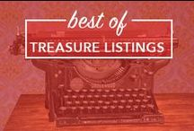 Best of Treasure Listings / A collection of our reader's favorite blog posts and helpful tips from the Treasure Listings network of websites. Yard Sale tips, garage sale tips, yard sale signs, yard sale organization, yard sale pricing, garage sale signs, garage sale organization, hosting a yard sale, garage sale pricing