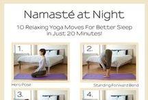 Yoga before bedtime / Relaxing Yoga