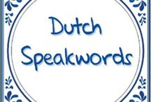 Dutch speakwords