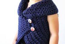 Crochet | Clothing, bags, sneakers, etc.