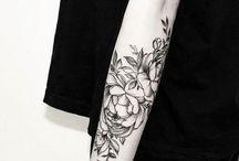 I N K s p i r a t i o n / a small collection of pretty tattoos