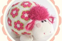 Crochet | African flowers