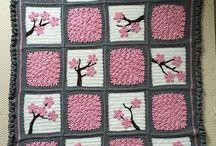 Crochet | Blankets, pillows, etc.