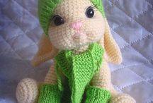 Crochet | Animals, dolls, etc.