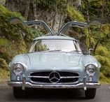 Mercedes-Benz Restoration (Rudi & Company) / Vancouver Island's Rudi & Company, the greatest MB and classic restoration shop known to mankind.