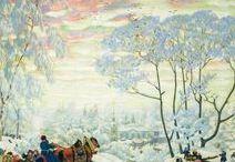 Russisk kunst