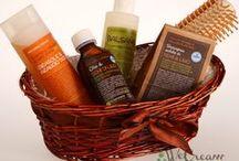 Cofanetti regalo  / #natural#cosmetics Cofanetti #regalo #set #massaggio #wellness #luffa #loofah #spugna #scrub #gommage #pelling