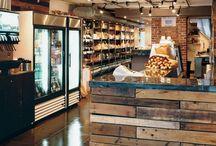 P   Restaurant Aesthetics / Restaurant Interior Design   Creative Food Businesses