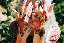 ● tatoos