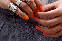 ● nails