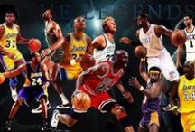 Sports Legends  / Players and coaches....past and present who have distinguished themselves. / by Steve Lewis