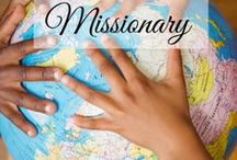 Missions and Missionaries / Information and encouragement for the Christian ministry field. Whether you are one or want to know about them, find what you're looking for here! Encouraging you in motherhood, ministry, homeschooling, and marriage. Please visit www.paradisepraises.com
