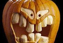 Pumpkin Painting & Carvings / by Steve Lewis