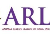 """Animal Rescue League of Iowa (ARL) / Iowa's largest nonprofit animal shelter, caring for many thousands of pets each year. The ARL serves people and pets from across the state of Iowa through its programs, which include pet adoption, humane education, pet behavior training, spay/neuter, animal cruelty intervention, and much more.   The mission of the ARL is """"To promote animal welfare, strengthen the human-animal bond, and prevent the overpopulation of pets."""""""