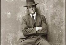 Portraits: vintage