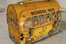 I Brought My Lunch! / Vintage lunch box collection....remember them? / by Steve Lewis