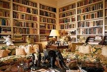 Dream Libraries / Turn your love for reading into a book lovers paradise. Lose yourself in these dream libraries. Design and decorate your book reading oasis with these ideas and inspiration. Please visit www.paradisepraises.com