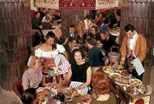 La Fonda del Sol / The iconic New York restaurant designed by Alexander Girard in 1960