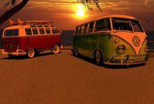 VW KOMBI BUS / Ultimate classics / by Abel Kotsonis