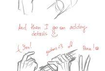 Art✏️ / Art tutorials, useful tips, gorgeous art, etc...