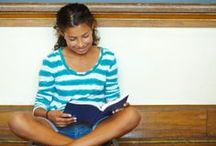 Homeschool::English/Reading / English and reading resources including reading lists to encourage and equip your homeschool children. Find the joy in reading and writing with these resources including free printables. ParadisePraises.com