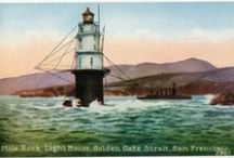 """Classic Postcards of San Francisco Bay / We use a lot of postcards in our Real Estate business, mostly in selling homes for clients.  From this we developed an interest in Classic Postcards #""""San Francisco History"""" #Postcards"""