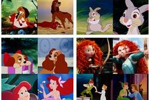 Disney / MY CHILDHOOD