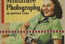 Historic Kodak / Historic photos of Kodak cameras, equipment, and the people who used them.