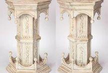 Pedestals and Pillars / Pedestals