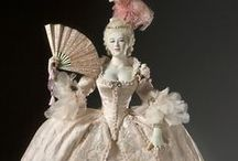 Antique Fashions ❤ / Stunning wearable art from centuries past. I'm particularly enamored with House of Worth.