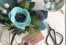 Rebekah's Attic / My homemade original lovelies... Selling at local craft fairs and www.rebekahsattic.com