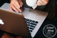 Cómo Blog/ How to Blog / Great blogging/business content by ComoBlog.com