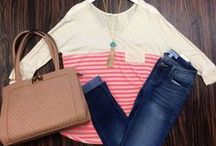 Outfit of the Day! / Find all the newest trends at Virgo! Anything new in our store, we post here! :) Just call 225-644-9900 to order or visit our website at www.VirgoBoutique.com