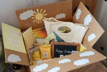 Sunshine Boxes / Sunshine Boxes and ideas for fun just-because gifts and surprises. Please visit www.paradisepraises.com