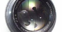Vintage Lenses And Cameras For Sale / My Etsy & eBay Shop
