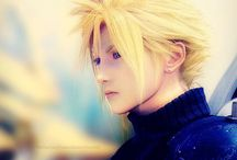 Cloud Strife: The Man / He's so awesome Cloud Strife from Final Fantasy